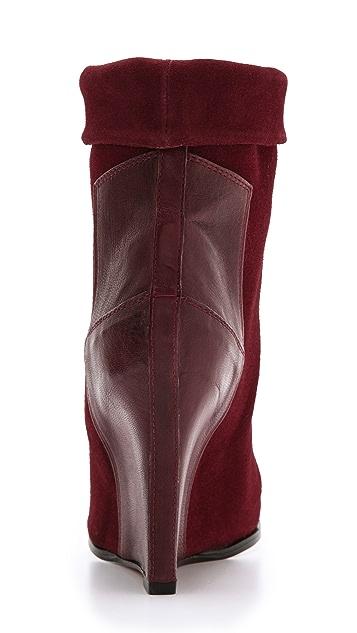 IRO Darlon Wedge Boots