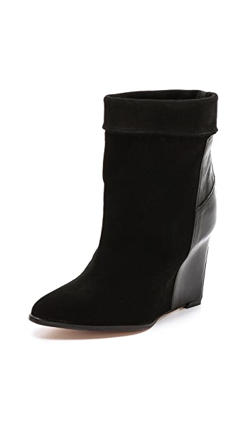 IRO Darlon Wedge Boots