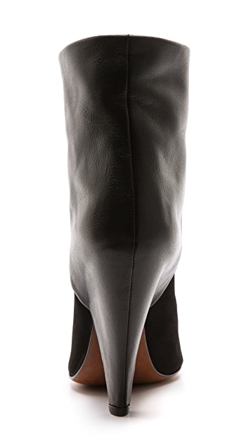 IRO Daithy Cone Heel Booties