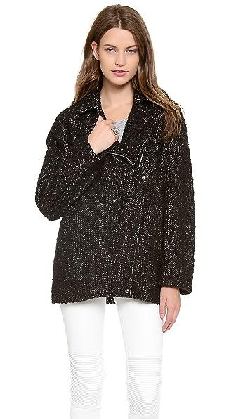 IRO Kilburn Marled Jacket
