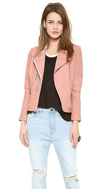 IRO Efia Leather Jacket