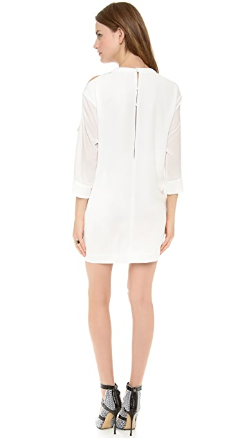 IRO Alani Open Shoulder Dress