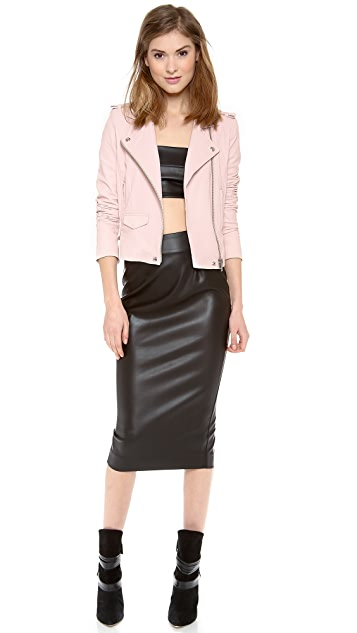 IRO Ashville Leather Jacket