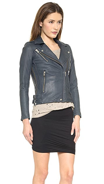 IRO Tara Leather Jacket