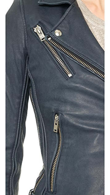 IRO Tara Leather Jacket