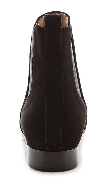 IRO Kim Studded Flat Booties