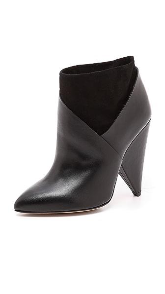 IRO Kasey Cone Heel Booties