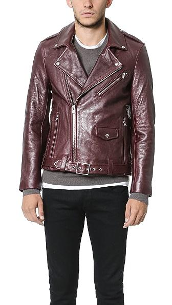 IRO Maizil Moto Jacket