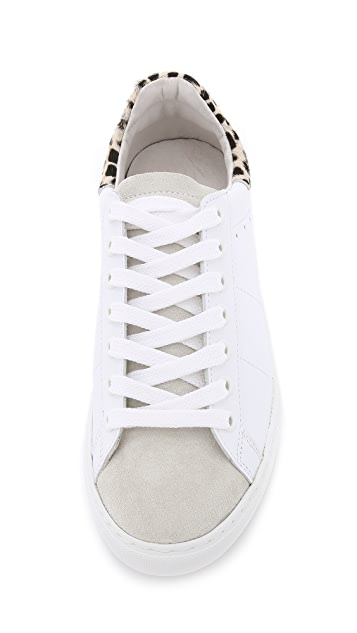 IRO Namuri Print Sneakers