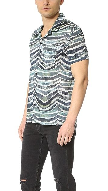IRO Eluard Short Sleeve Shirt