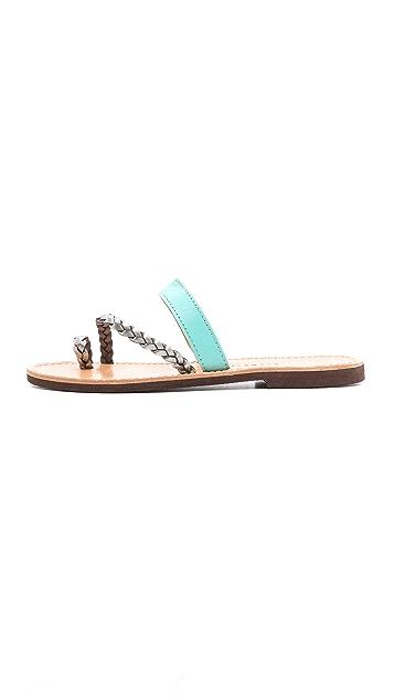 ISAPERA Peonia Sandals
