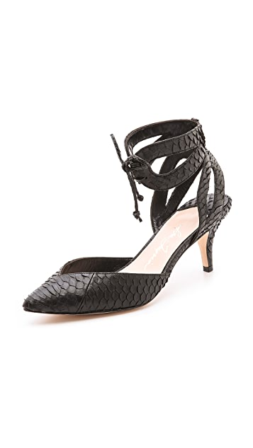 Isa Tapia Lucy D'Orsay Pumps