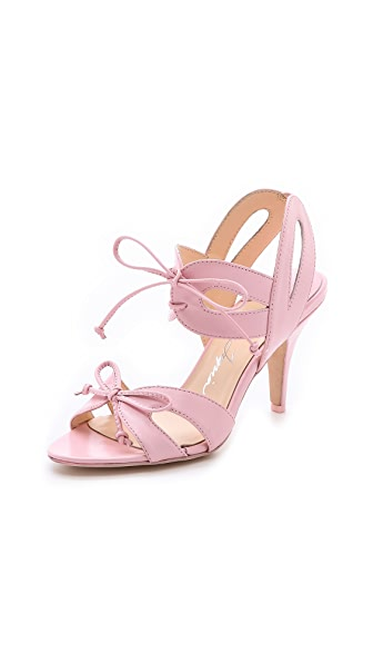 Isa Tapia Filipa Cutout Sandals