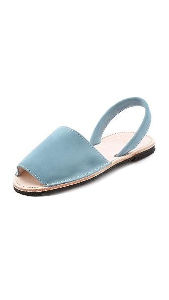 ISHVARA Albaracas Flat Sandals