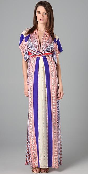 ISSA Long Kimono Dress - SHOPBOP