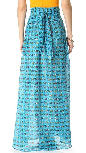 ISSA Maxi Skirt