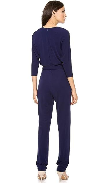 ISSA Dolman Sleeve Jumpsuit