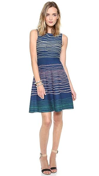 ISSA Knit Dress