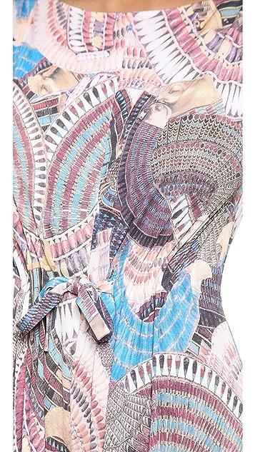 ISSA Printed Jumpsuit