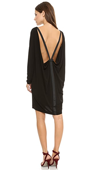 ISSA Evelyn Open Back Dress