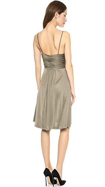 ISSA Margie Bow Front Dress