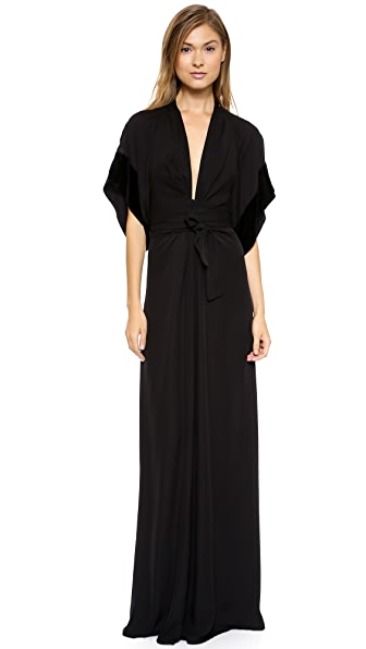 ISSA Polyanna Kimono Dress