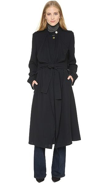 ISSA Charlie Trench Coat