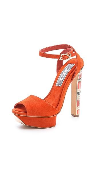 Ivy Kirzhner Cleo Suede Sandals