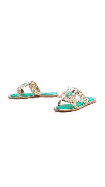 Ivy Kirzhner Tutankamen Sandals