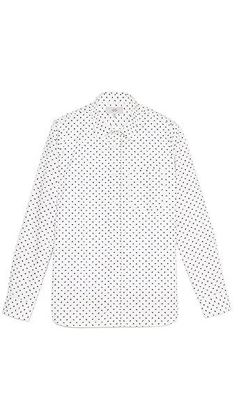 Jack Spade Tangram Bird Print Shirt