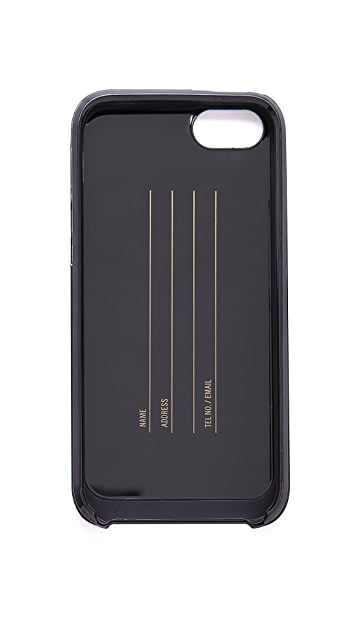 Jack Spade Flannel iPhone 5 Case