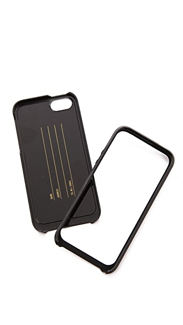 Jack Spade Book Cloth iPhone 5 / 5S Case