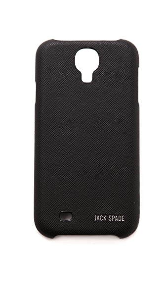 Jack Spade Wesson Leather Molded Galaxy S4 Case