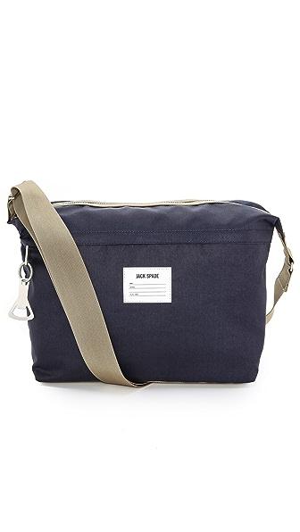 Jack Spade Pack Messenger Bag