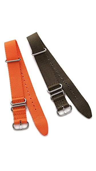 Jack Spade Conway Watch Straps