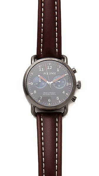 Jack Spade Norton Chronograph Watch