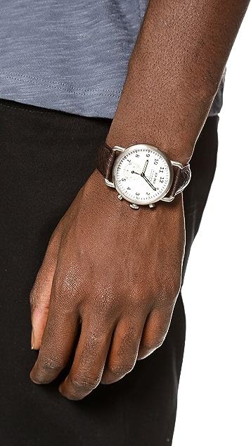 Jack Spade Frasier 1-Eye Chronograph Watch