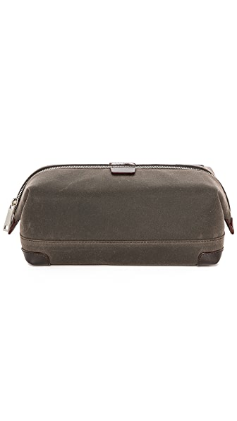 Jack Spade Canvas Travel Kit