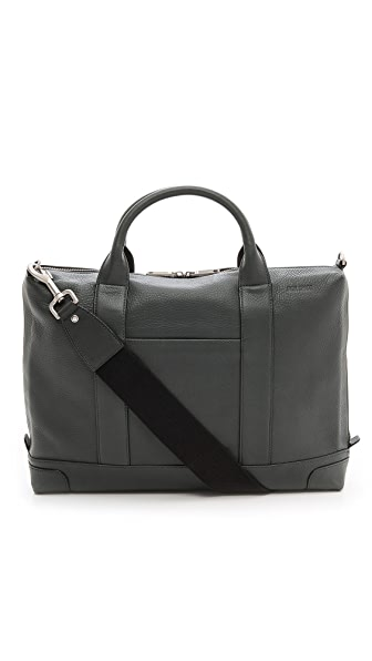 Jack Spade Bristol Leather Charter Brief