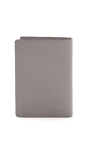 Jack Spade Grant Vertical Flap Wallet