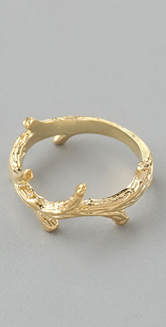 Jacquie Aiche Branch Ring