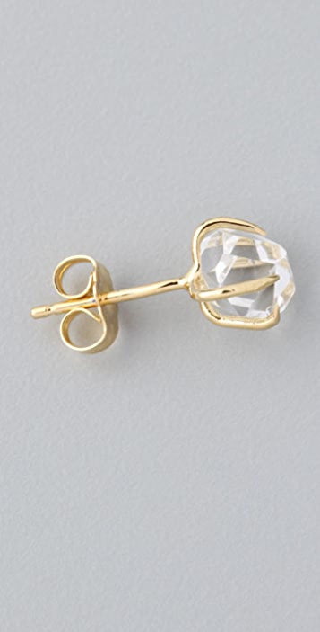 Jacquie Aiche Hermiker Prong Stud Earrings
