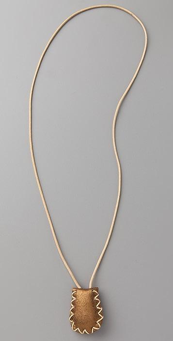 Jacquie Aiche Original Blesslev Amulet Necklace