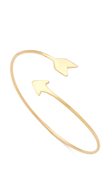 Jacquie Aiche JA Arrow Cuff