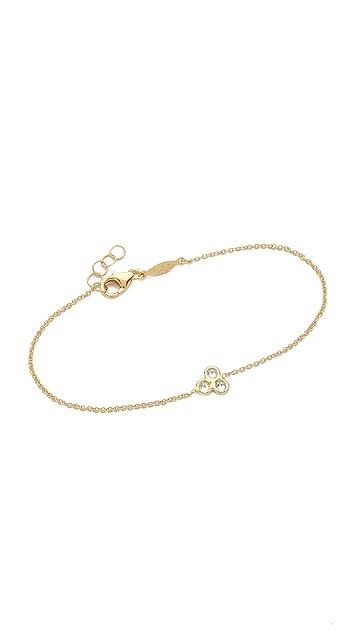 Jacquie Aiche JA Trinity Cluster Bracelet