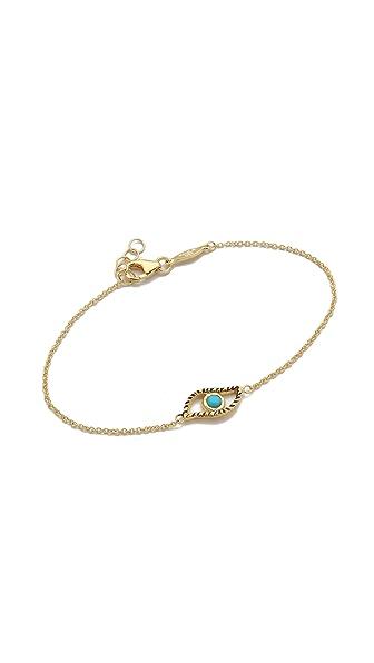 Jacquie Aiche JA Eye Bracelet