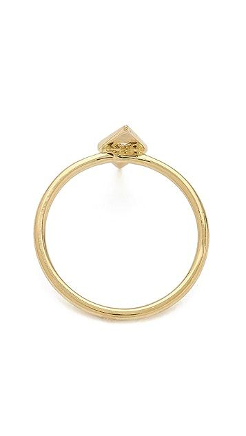 Jacquie Aiche JA Vertical Kite Waif Ring