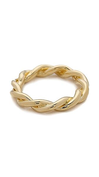 Jacquie Aiche Twist Ring