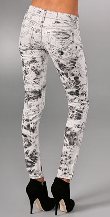 James Jeans Twiggy Legging Jeans with Zipper