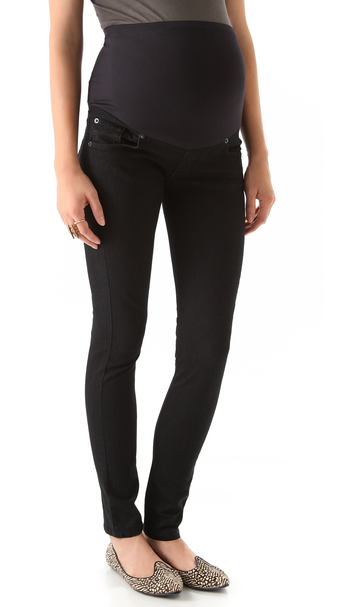 James Jeans Twiggy Maternity Skinny Jeans | 15% off first app ...